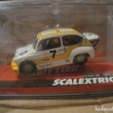 Scalextric: FIAT 1000 ABARTH BERLINA CORSA SCALEXTRIC EDUCA. NUEVO EN CAJA.REF.A10121S300. ULTIMA NOVEDAD 2014!!. Lote 45241250