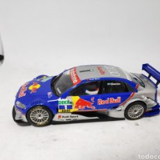 Scalextric: SCALEXTRIC AUDI A4 DTM REDBULL TECNITOYS. Lote 148235404