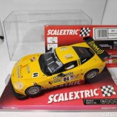 Scalextric: SCALEXTRIC CHEVROLET CORVETTE C6R REF. 6210. Lote 148235576