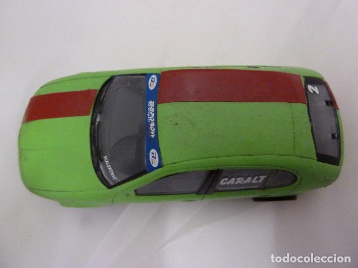 SEAT LEON SCALEXTRIC TECNITOYS (Juguetes - Slot Cars - Scalextric Tecnitoys)