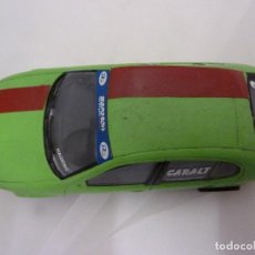 Scalextric: SEAT LEON SCALEXTRIC TECNITOYS. Lote 149585066