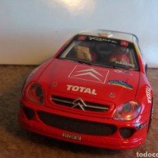 Scalextric: CITROEN XSARA WRC. Lote 149843574
