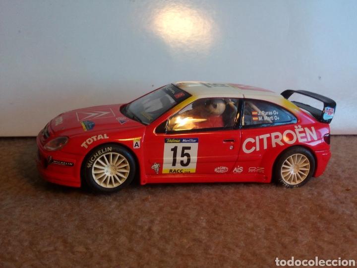 Scalextric: Citroen Xsara WRC - Foto 2 - 149843574