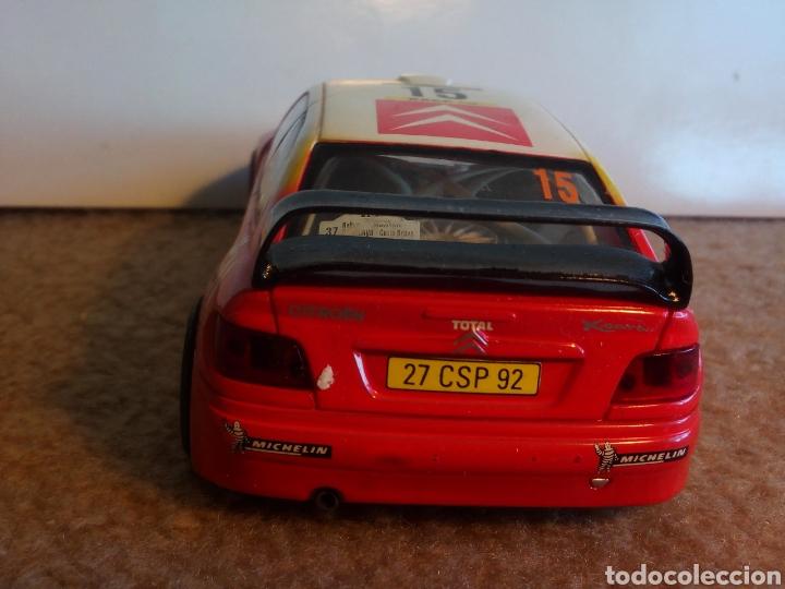 Scalextric: Citroen Xsara WRC - Foto 3 - 149843574