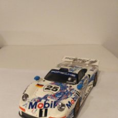 Scalextric: SCALEXTRIC PORCHE 911 GT 1. Lote 149899130