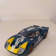 Scalextric: SCALEXTRIC FORD GT. Lote 150093673