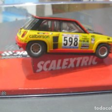 Scalextric: RENAULT 5 TURBO CALBERSON DE SCALEXTRIC. Lote 236999825