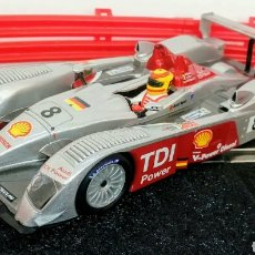 Scalextric: SCALEXTRIC TECNITOYS GT: AUDI R10 MOTOR PRO. Lote 150501645