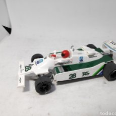 Scalextric: SCALEXTRIC WILLIAMS F1 FW07 TECNITOYS ALTAYA. Lote 150509800
