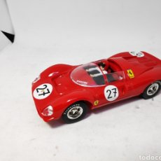 Scalextric: FERRARI 330 GT SCALEXTRIC TECNITOYS ALTAYA. Lote 179547795