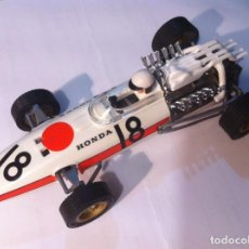 Scalextric: SCALEXTRIC TECNITOYS HONDA RA273 C-36 F1 VINTAGE CHASIS EXIN. Lote 150674274