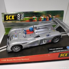Scalextric: SCALEXTRIC CADILLAC NORTHSTART LE MANS SCX TECNITOYS REF. 60470. Lote 151189908