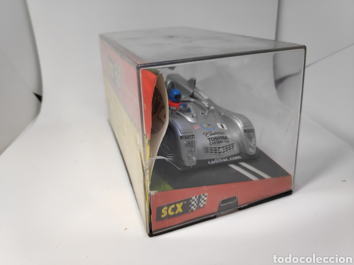 Scalextric: SCALEXTRIC CADILLAC NORTHSTART LE MANS SCX TECNITOYS REF. 60470 - Foto 3 - 151189908