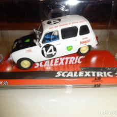 Scalextric: SCALEXTRIC. RENAULT 4L. EAST AFRICA. REF: A10192S300. Lote 206440347