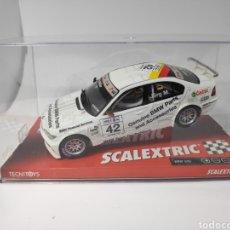 Scalextric: BMW 320I WTCC SCALEXTRIC TECNITOYS REF. 6197. Lote 151395120