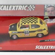 Scalextric: SEAT 600 MIA BARDOLET (SCALEXTRIC). Lote 151591414