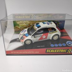 Scalextric: SCALEXTRIC FORD FIESTA RALLY JWRC TECNITOYS REF. 6162. Lote 151619281