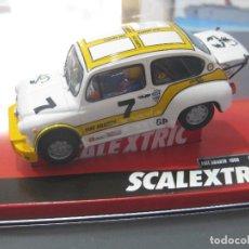 Scalextric: FIAT 1000 ABARTH BERLINA CORSA DE SCALEXTRIC. Lote 151835950