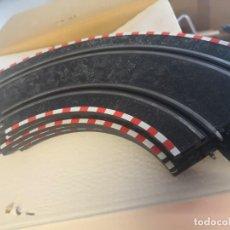 Scalextric: 5 CURVAS PARA PISTA SCX . Lote 151868518