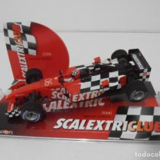 Scalextric: COCHE SCALEXTRIC TECNITOYS, SPECIAL EDITION 2006 SCALECTRICLUB, FUNCIONA. Lote 151871486