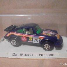 Scalextric: PORSCHE 911 CARRERA TURBO - GUISVAL - EDICION LA CASERA CON CAJA. Lote 151901370