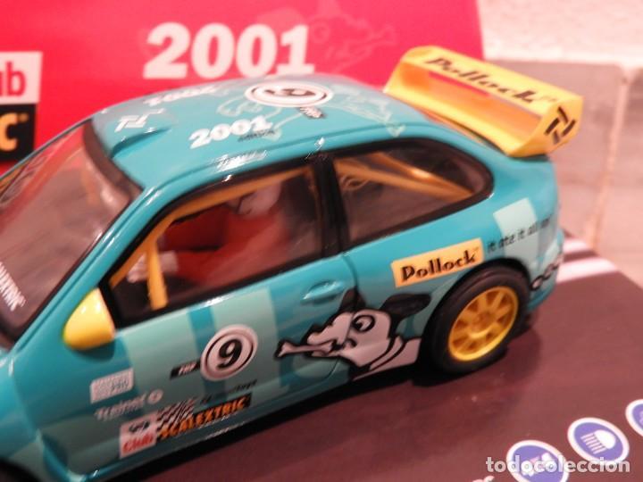 Scalextric: SEAT CORDOBA WRC 2001 - CLUB SCALEXTRIC TECNITOYS - EDICION LIMITADA - Foto 5 - 152536838
