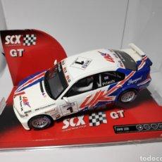 Scalextric: SCALEXTRIC BMW 320I WTCC SCX TECNITOYS REF. 63120. Lote 152687285