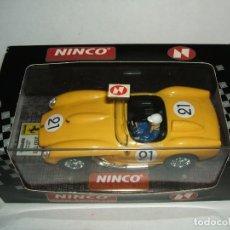 Scalextric: FERRARI 250 TR TESTA ROSSA DE NINCO REF.-50151. Lote 152928198