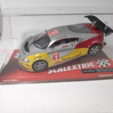 Scalextric: SCALEXTRIC SEAT CUPRA GT DOMO TECNITOYS REF. 6184. Lote 153011782