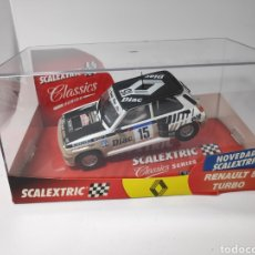 Scalextric: SCALEXTRIC RENAULT 5 TURBO DIAC TECNITOYS REF. 6204. Lote 153012904