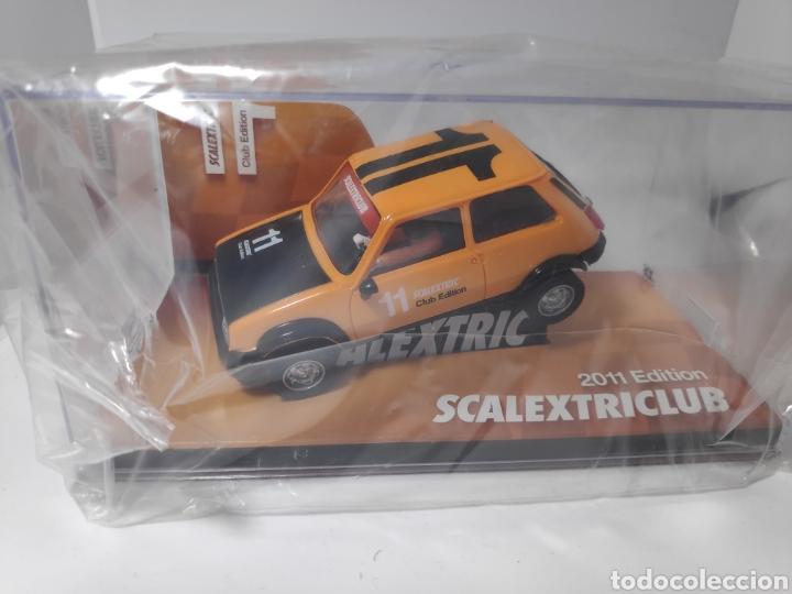 SCALEXTRIC RENAULT 5 CLUB SCALEXTRIC 2011 TECNITOYS (Juguetes - Slot Cars - Scalextric Tecnitoys)