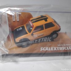 Scalextric: SCALEXTRIC RENAULT 5 CLUB SCALEXTRIC 2011 TECNITOYS. Lote 155968222