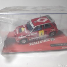 Scalextric: SCALEXTRIC RENAULT 5 MAXITURBO TECNITOYS REF. 6384. Lote 155968809