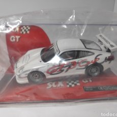 Scalextric: SCALEXTRIC PORSCHE 911 GT3 CUP SCX TECNITOYS REF. 62810. Lote 154201225