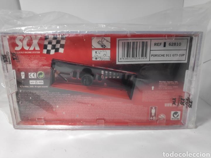 Scalextric: SCALEXTRIC PORSCHE 911 GT3 CUP SCX TECNITOYS REF. 62810 - Foto 2 - 154201225