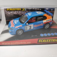 Scalextric: SCALEXTRIC SEAT LEON REYES TECNITOYS REF. 6143. Lote 154201928