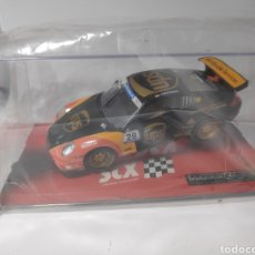 Scalextric: SCALEXTRIC PORSCHE 911 GT3 CUP SCX TECNITOYS REF. 63710. Lote 154202752