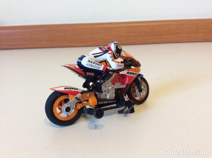 Scalextric: Honda moto gp scalextric pedrosa - Foto 2 - 154508330