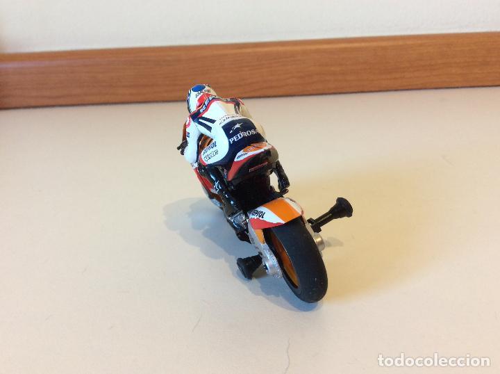 Scalextric: Honda moto gp scalextric pedrosa - Foto 3 - 154508330