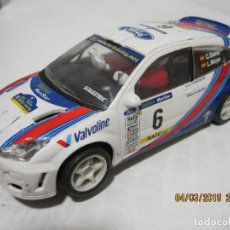 Scalextric: COCHE DE SCALEXTRIC FORD FOCUS TECNYTOYS WRC. Lote 154767394