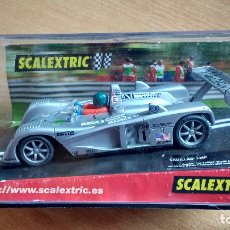 Scalextric: CADILLAC NORTHSTAR LEMANS REF 6047. Lote 154939314