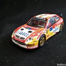 Scalextric: SCALEXTRIC CITROEN XSARA T4/WRC TECNITOYS. Lote 155146412