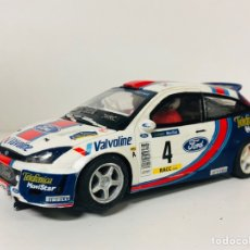 Scalextric: SCALEXTRIC FORD FOCUS RALLY COSTA BRAVA #4. Lote 155300684