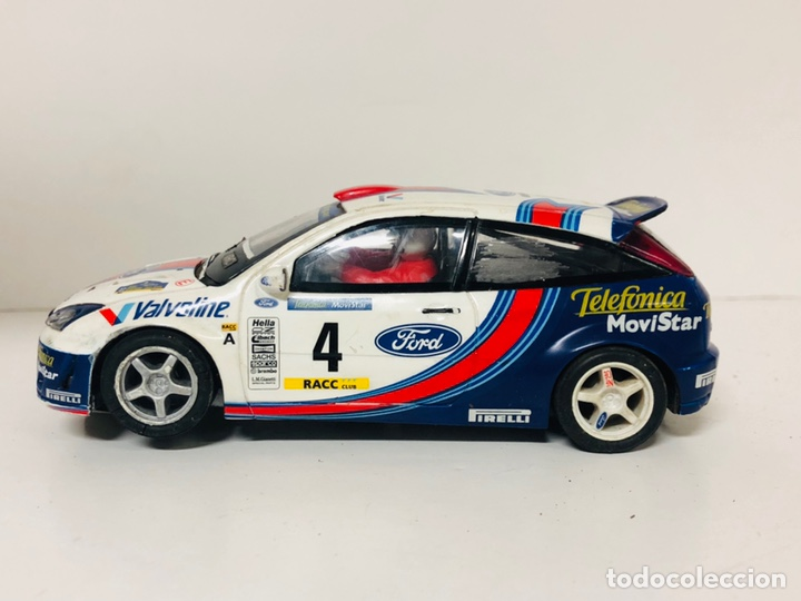 Scalextric: Scalextric FORD FOCUS RALLY COSTA BRAVA #4 - Foto 2 - 155300684