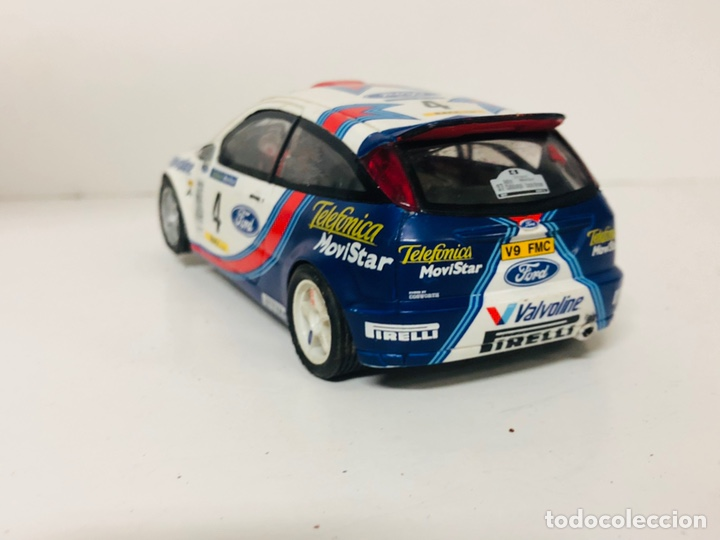 Scalextric: Scalextric FORD FOCUS RALLY COSTA BRAVA #4 - Foto 3 - 155300684