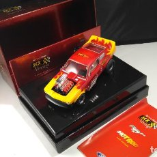 Scalextric: SCALEXTRIC SCX VINTAGE FORD MUSTANG HOT ROD ,EN CAJA ORIGINAL. Lote 155336962