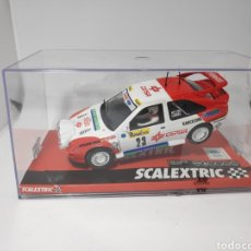 Scalextric: SCALEXTRIC FORD ESCORT RS COSWORTH PURAS MONTECARLO. Lote 155861072