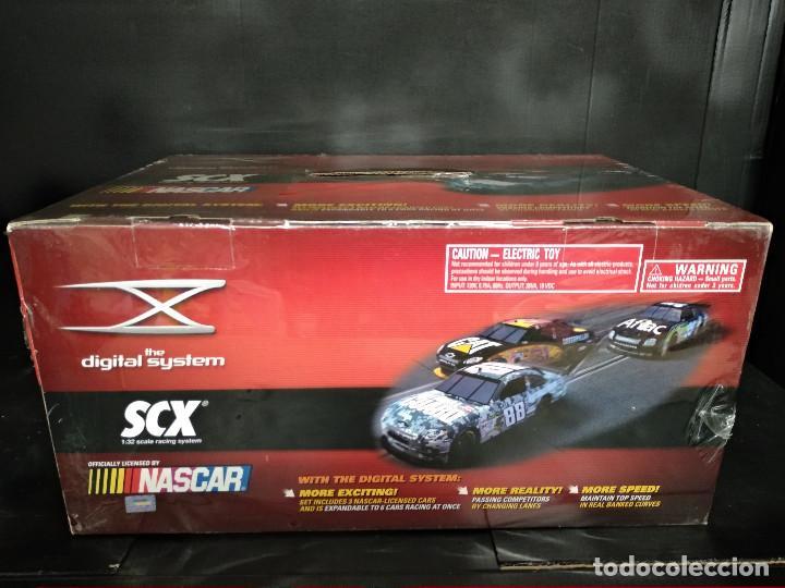 SCALEXTRIC DIGITAL NASCAR - TECHNITOYS - NUEVO NUNCA ABIERTO (Juguetes - Slot Cars - Scalextric Tecnitoys)