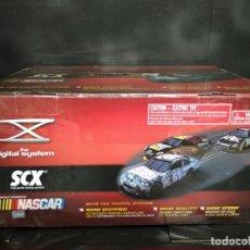 Scalextric: SCALEXTRIC DIGITAL NASCAR - TECHNITOYS - NUEVO NUNCA ABIERTO. Lote 155869050