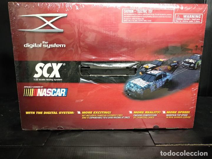 Scalextric: SCALEXTRIC DIGITAL NASCAR - TECHNITOYS - NUEVO NUNCA ABIERTO - Foto 2 - 155869050